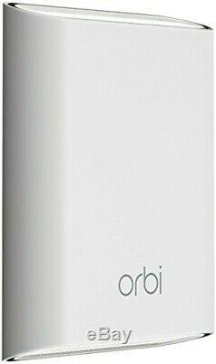 NETGEAR Orbi Home Mesh WiFi, Outdoor Expansion (RBS50Y)