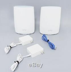 NETGEAR Orbi RBK50 AC3000 Tri-band Wi-Fi System