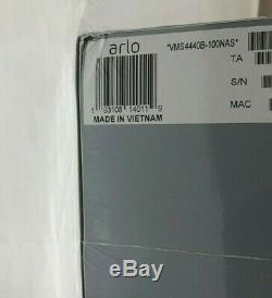 NEW! Arlo Pro 3 4-Camera Indoor/Outdoor Wireless BLACK Security Camera System