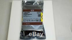NEW WD Red 10TB NAS HDD 5400 RPM SATA 6Gbs 256MB Cache 3.5 WD100EFAX