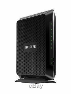 NetGear C7000-100NAR AC1900 WiFi Cable Modem Router Combo (24x8) DOCSIS 3.0