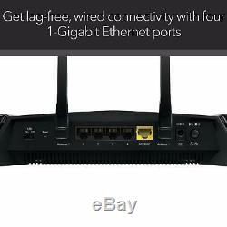 NetGear XR500-100NAR Nighthawk Pro Gaming WiFi Router Certified Refurbished