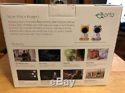 Netgear Arlo Baby 1080p HD Monitoring Camera ABC1000-100NAS NEW IN BOX SEALED