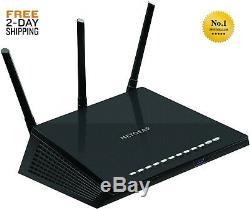 Netgear Nighthawk AC1750 Smart Dual Band WiFi Router (R6700) Free 2-Day Shipping
