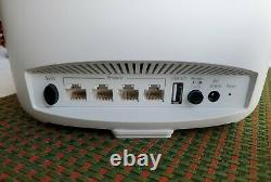 Netgear Orbi RBS50 AC3000 Satellite Tri-Band WiFi Extender Great Condition