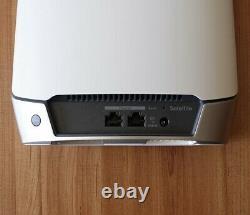 Netgear Orbi RBS750 AX4200 Tri-Band WiFi 6 Add-on Satellite Mesh Network AX