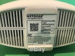Netgear Orbi Tri-Band Wi-Fi SATELLITE ONLY (RBS50) Add up to 2500 SqFt NEW NR