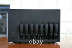 Network Storage Server Intel Core-i5 8GB NAS 8-Bay Hot Swap FreeNAS UNRAID