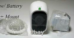 New Add On Arlo Pro 2 Wireless Camera with BATTERY + Mount Netgear 2-Way HD 1080