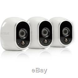 New NETGEAR Arlo Smart Home HD Security Camera System Indoor/Outdoor