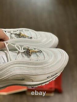 Nike Air Max 97 MSCHF INRI 12 JESUS atmos 1 90 patta animal beast not lil nas