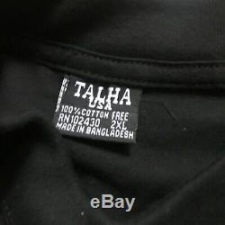 PUSHA T CLIPSE RAP PROMO VT SHIRT 2006 wu tang 2pac bootleg tour nas kid cudi