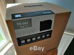 QNAP TR-004 4 Bay USB Type-C Direct Attached Storage with Hardware RAID