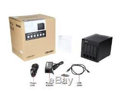 QNAP TR-004-US 4-Bay USB 3.0 Type-C (5Gbps) Hardware RAID Expansion Enclosure /