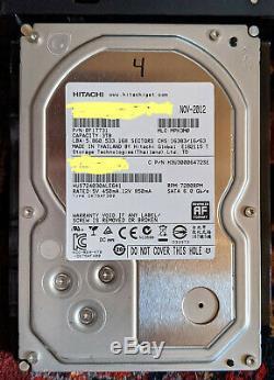 QNAP TS-451+ 4-Bay NAS Server 2GHz J1900 CPU 8Gb Ram Includes 4X3TB drives