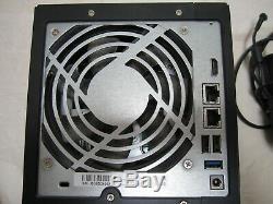 QNAP TS-451+ 4-bay NAS Server, 2GHz Intel quad core, 2 GB RAM, USB 3.0, Plex