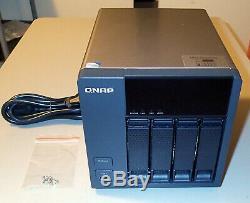 QNAP TS-469L NAS with upgraded ram