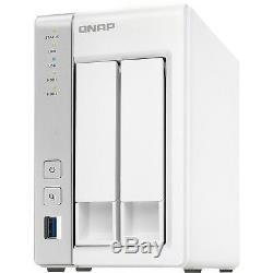 QNAP Turbo NAS TS-231P SAN/NAS Server (ts-231p-us) (ts231pus)