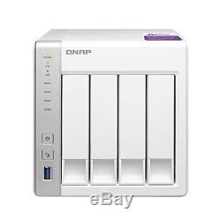 QNAP Turbo NAS TS-431P SAN/NAS Server (ts-431p-us) (ts431pus)