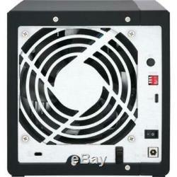Qnap 223936 Rd Tr-004-us 4-bay Usb 3.0 Type-c 5gbps Hardware Raid Enclosure Das