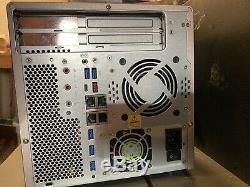 Qnap TS-677 6 Bay NAS 64gb RAM 2tb SSD