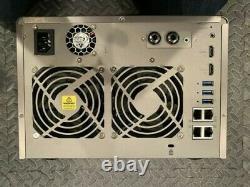 Qnap Ts-653a 6-bay Nas Server 8gb Outstanding Condition
