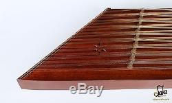 Quality Persian Santoor, Santur, Dulcimer With Hard Case Nas-202