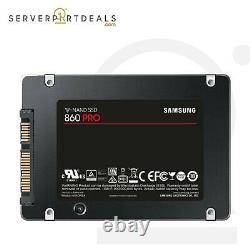 Samsung 860 PRO 4TB SATA 6Gb/s 2.5 Internal SSD Enterprise (MZ-76P4T0)