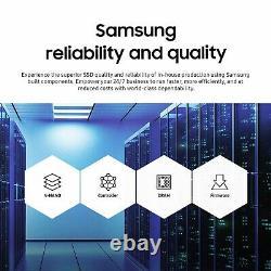 Samsung PM883 8TB SATA 6Gb/s 2.5 Enterprise SSD MZ-7LH7T60 MZ7LH7T6HMLA