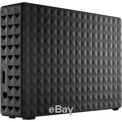 Seagate 8TB 3.5 Desktop Expansion USB 3.0 External Hard Drive STEB8000100
