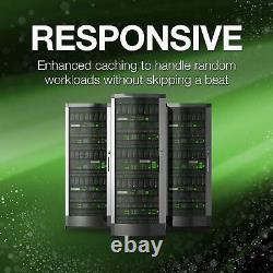 Seagate Exos X16 14TB SATA 7200RPM 3.5 Enterprise HDD (ST14000NM001G)