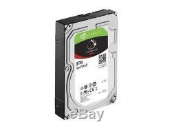 Seagate Internal Hard Drive ST8000VN0022 8TB 7200 RPM 256MB Cache