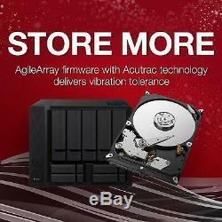 Seagate IronWolf 12TB NAS 7.2K RPM 3.5 Internal Hard Drive ST12000VN0008 HDD