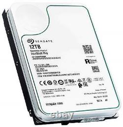 Seagate IronWolf Pro 12TB SATA 6Gb/s 7200RPM 3.5-Inch NAS HDD (ST12000NE0008)