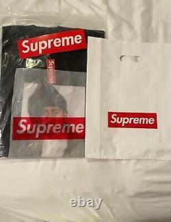 Supreme Nasty Nas FW17 Tee-Shirt Black Size XL