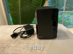 Synology 2 bay NAS DiskStation DS218+ with Seagate Ironwolf 4 TB HDD