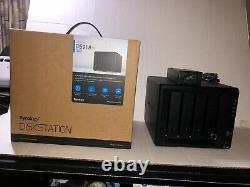 Synology 4 Bay NAS DiskStation DS918+ Diskless