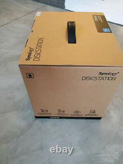 Synology 4 Bay NAS DiskStation DS918+ Diskless Brand New + Bonus 4GB Ram