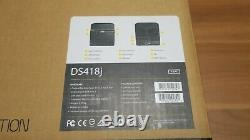 Synology 4 bay NAS DiskStation DS418j (Diskless)