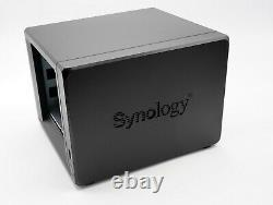 Synology 4 bay NAS DiskStation DS918+ (Diskless) upgraded with 16 GB RAM