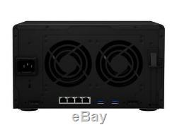Synology 6 Bay NAS DiskStation DS1618+ (Diskless)