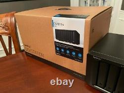Synology 8 Bay NAS Diskstation Diskless DS1819+
