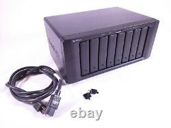 Synology 8 bay NAS DiskStation DS1817+ (5x 2TB NAS disks)