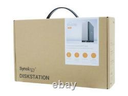Synology DS120j Diskless System Network Storage