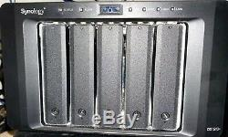 Synology DS1513+ 5-Bay NAS DiskStation Server (Diskless)