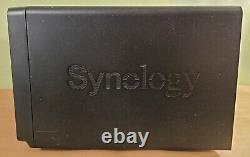 Synology DS1513+ NAS (Diskless) Used with RAM upgraded to 4GB