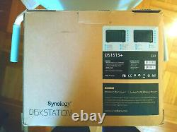 Synology DS1515+ 5-Bay NAS