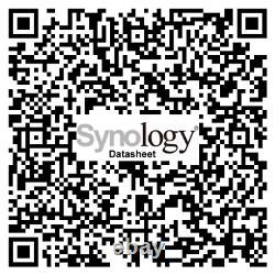 Synology DS1515+ Intel Quad Core 6GB RAM 5-bay Diskless NAS Virtual Machine Plex
