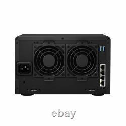 Synology DS1517 (2GB RAM) 5 Bay Desktop Network Attached Storage Enclosure NAS
