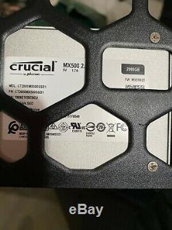Synology DS1618+ 6 Bay NAS 12TB SSD (6x2)